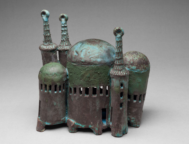 Rene Murray - Ceramics: Cluster Houses/Short Stories